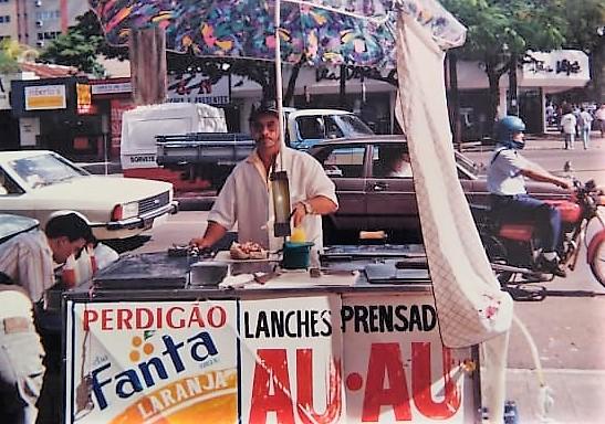 Lanches Prensados Au-Au - 1989