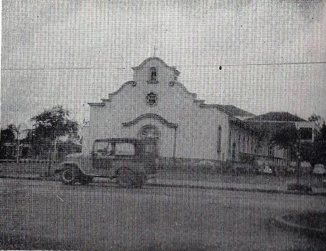 Igreja São José Operário - Década de 1950