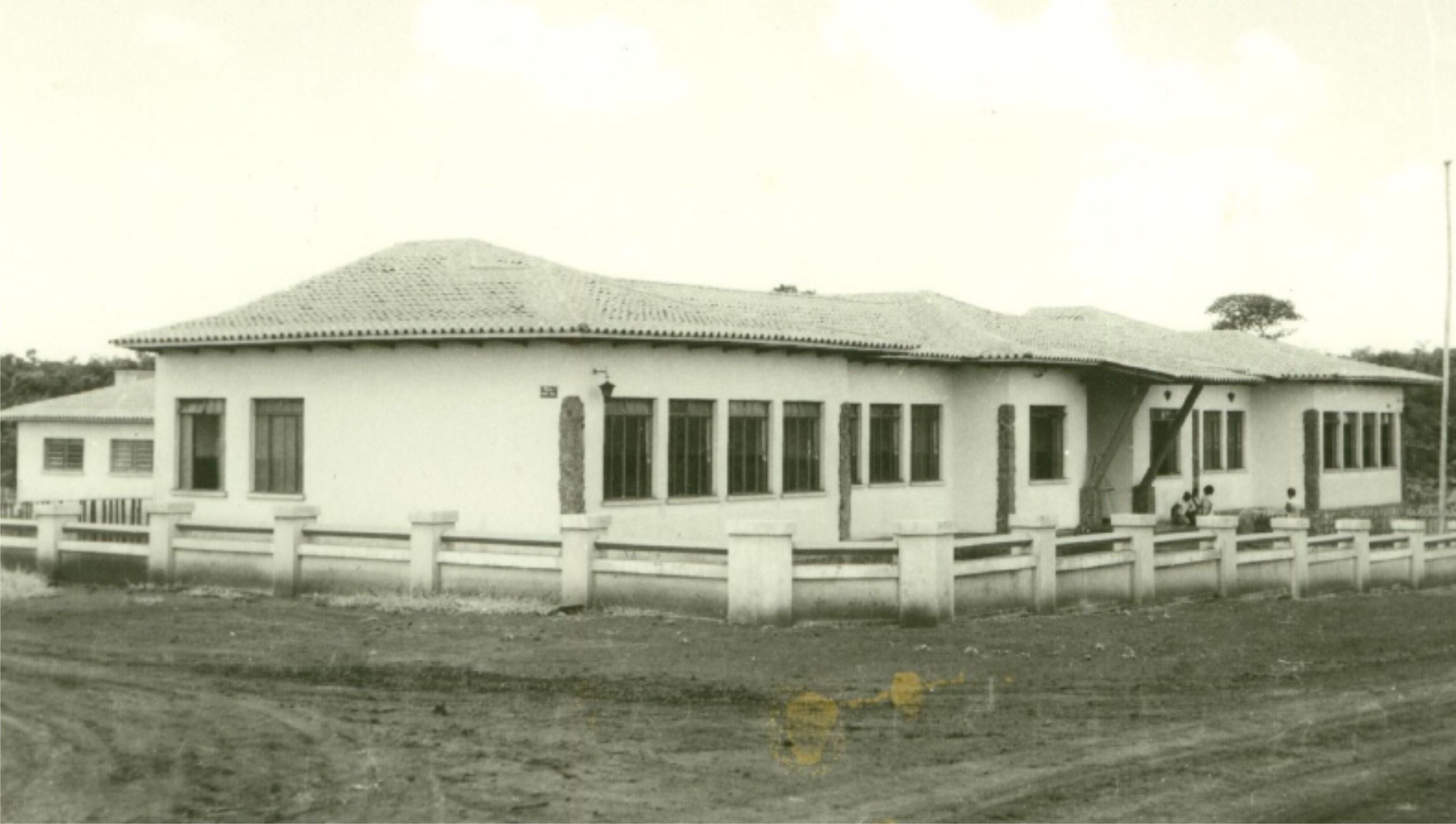 Ginásio Maringá - 1953