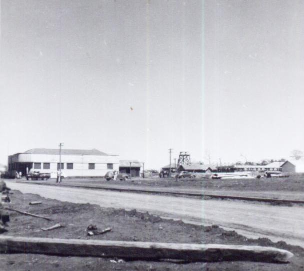 Antes da Praça Raposo Tavares - Década de 1940