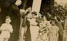 Batizado realizado em 1947