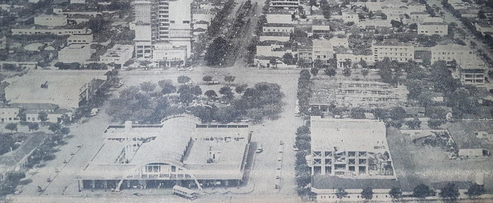 Centro de Maringá - 1964