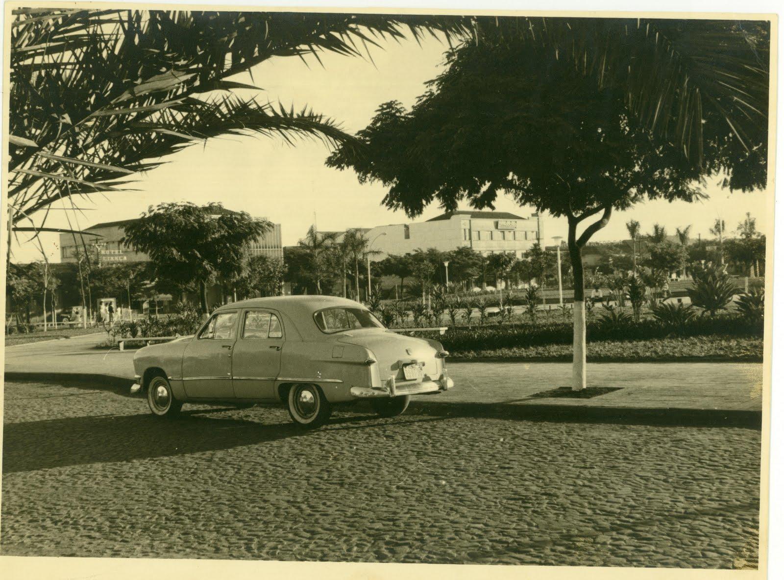 Praça Napoleão Moreira da Silva - 1961
