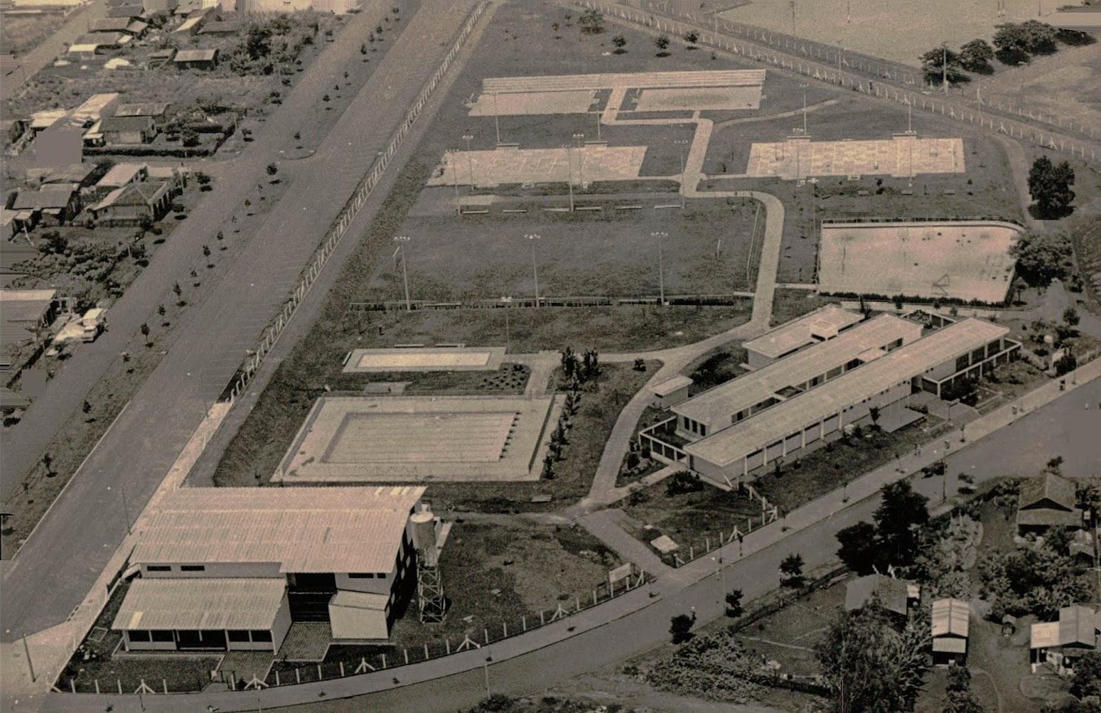 Centro Social Urbano - 1980