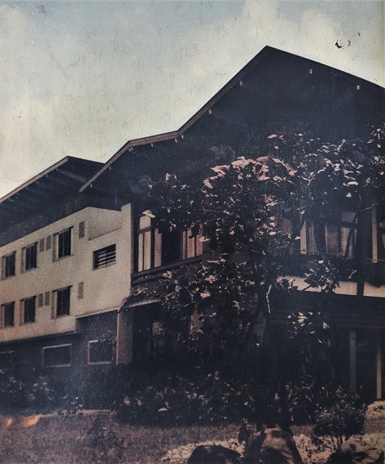 Grande Hotel Maringá - 1957