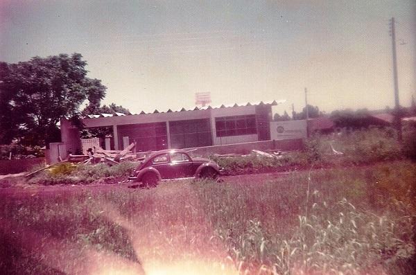Residência - Praça Salgado Filho - Década de 1970