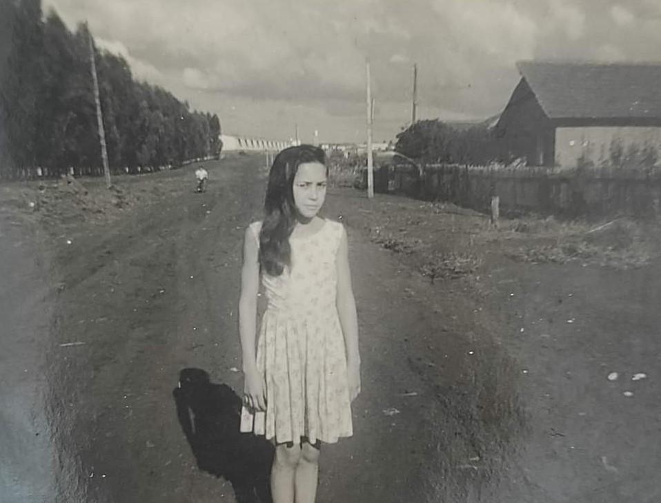 Avenida Centenário - 1965