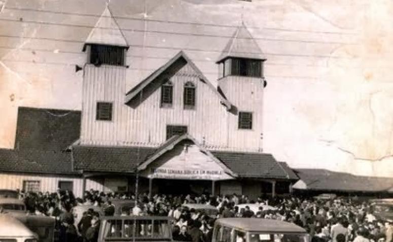 Catedral - Década de 1960