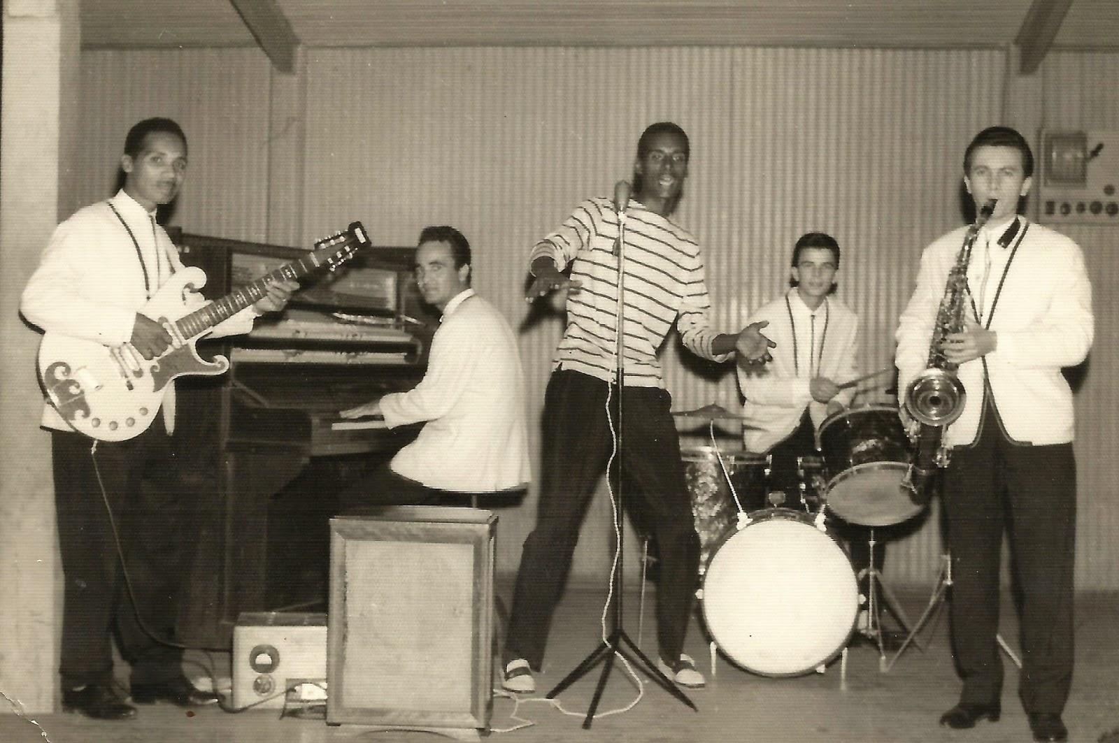 Grupo Musical Os 7 Notas - Década de 1960