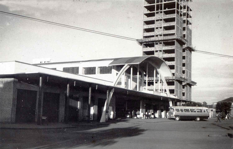 Estação Rodoviária - Década de 1960