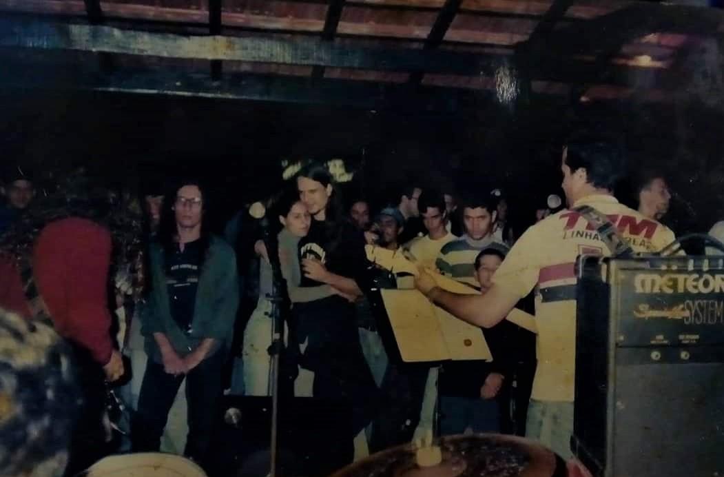 Blues Melody no Tribo's Bar - 1996