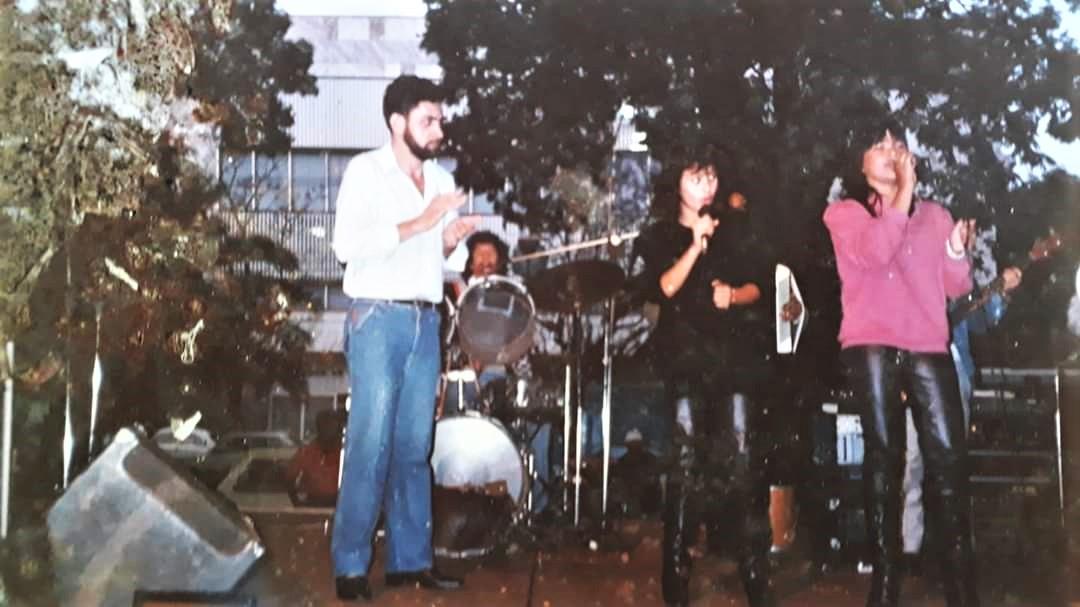 Projeto Cinco e Meia - Anos 1980