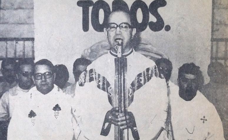 Festa da Fraternidade no Mundo do Trabalho - 1978
