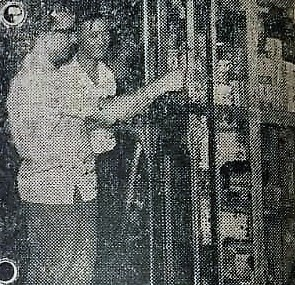 Bar e Charutaria Cinelândia - 1968