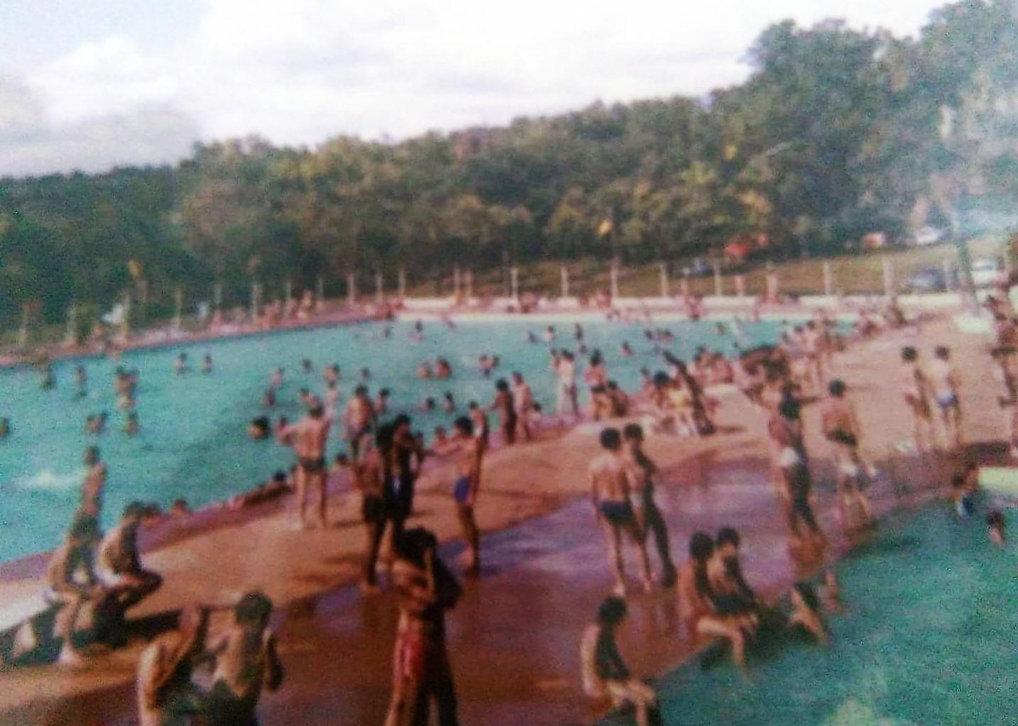 Vale Azul Iate Clube - Década de 1980
