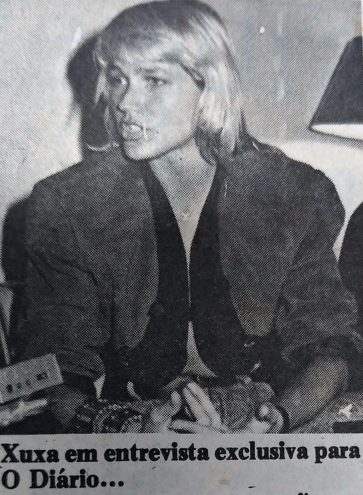 Show da Xuxa - Setembro de 1988