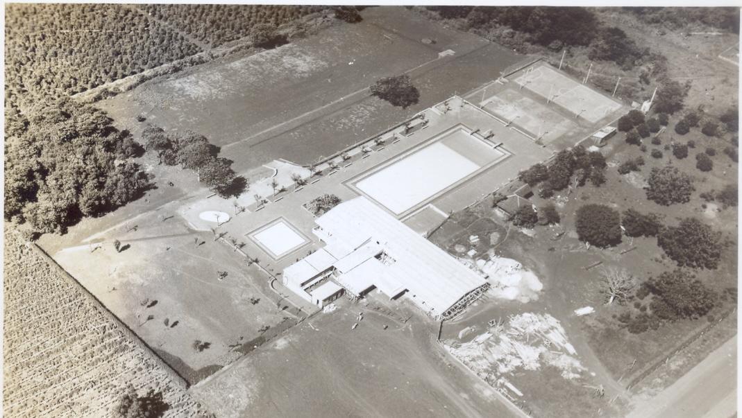Clube Olímpico - Década de 1960