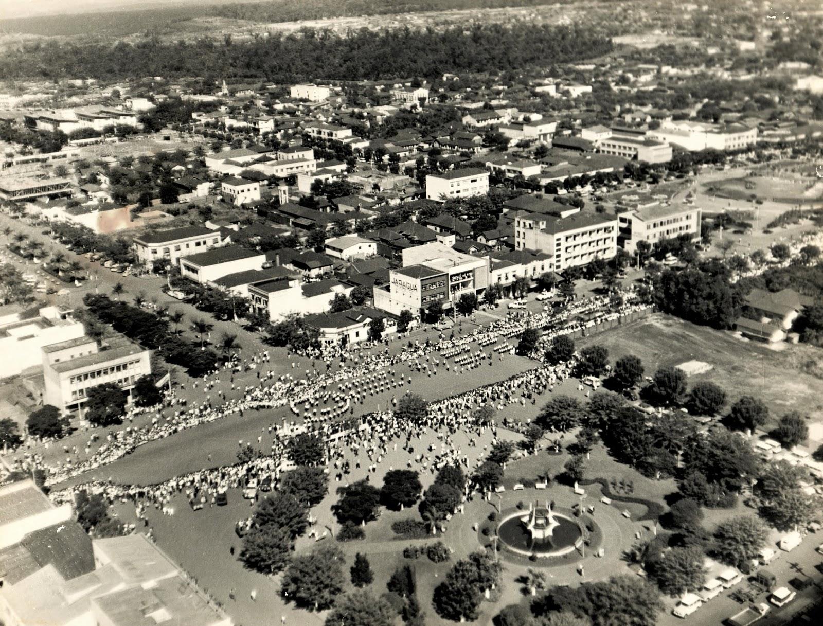 Aniversário de Maringá - Década de 1960