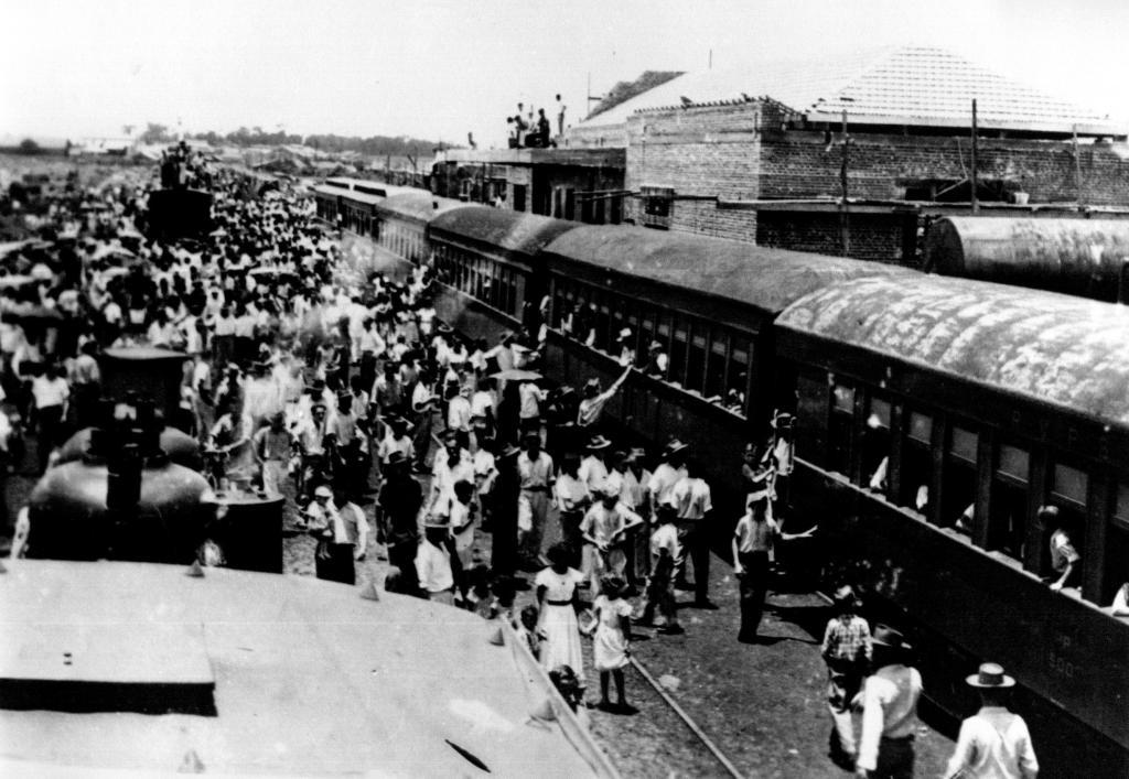 Estação Ferroviária de Maringá