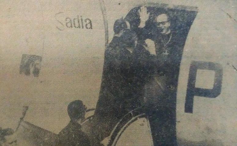Despedida de Dom Jaime Luiz Coelho - 1962