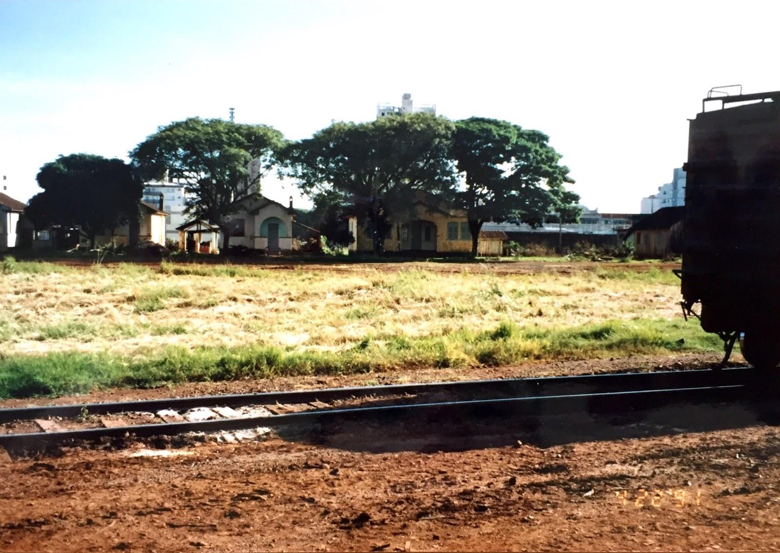 Colônia dos ferroviários - 1991