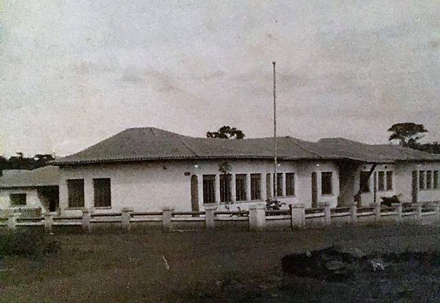 Ginásio Maringá - Década de 1950