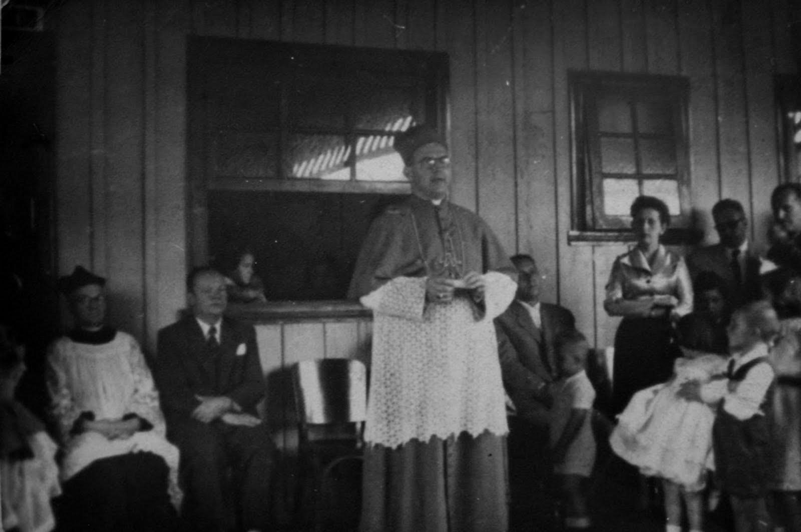 Igreja Matriz: discussão sobre a Capela Nossa Senhora Aparecida