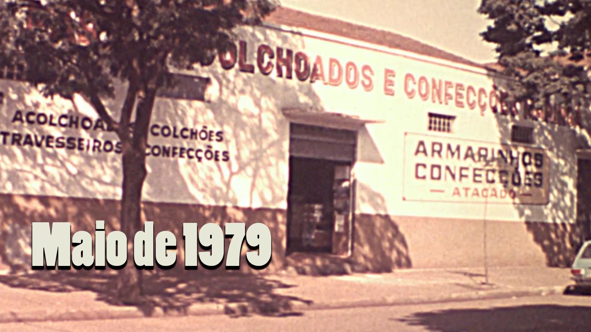 RARIDADE - Confecções Bandeirantes em 1979