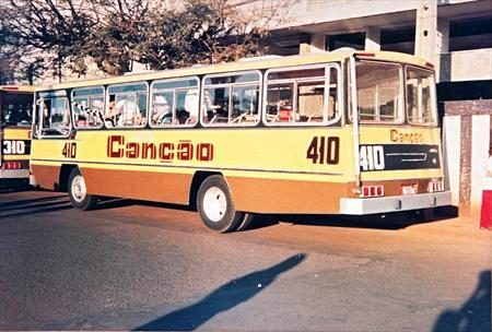 Os Vários Ônibus da TCCC