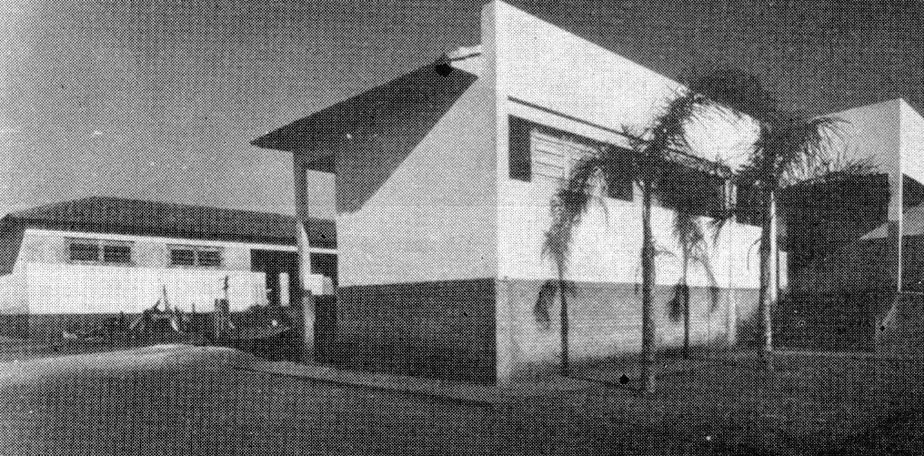 Grupo Escolar Santa Maria Goretti - Década de 1960