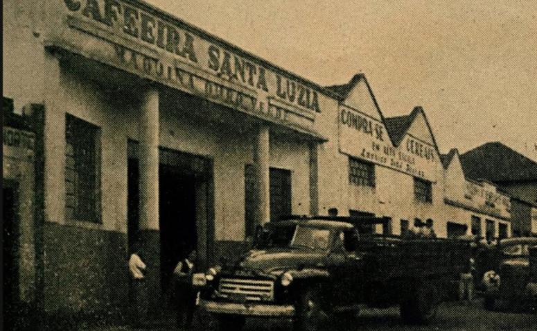 Série: Prédios Sobreviventes - Cafeeira Santa Luzia