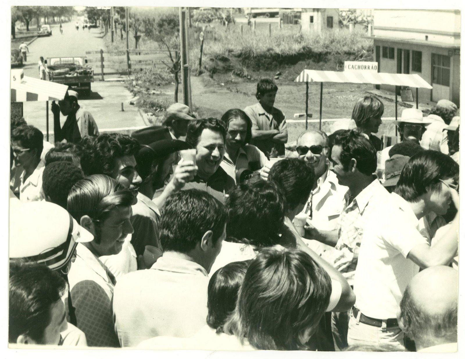 Inauguração do Viaduto da Avenida Tuiuti