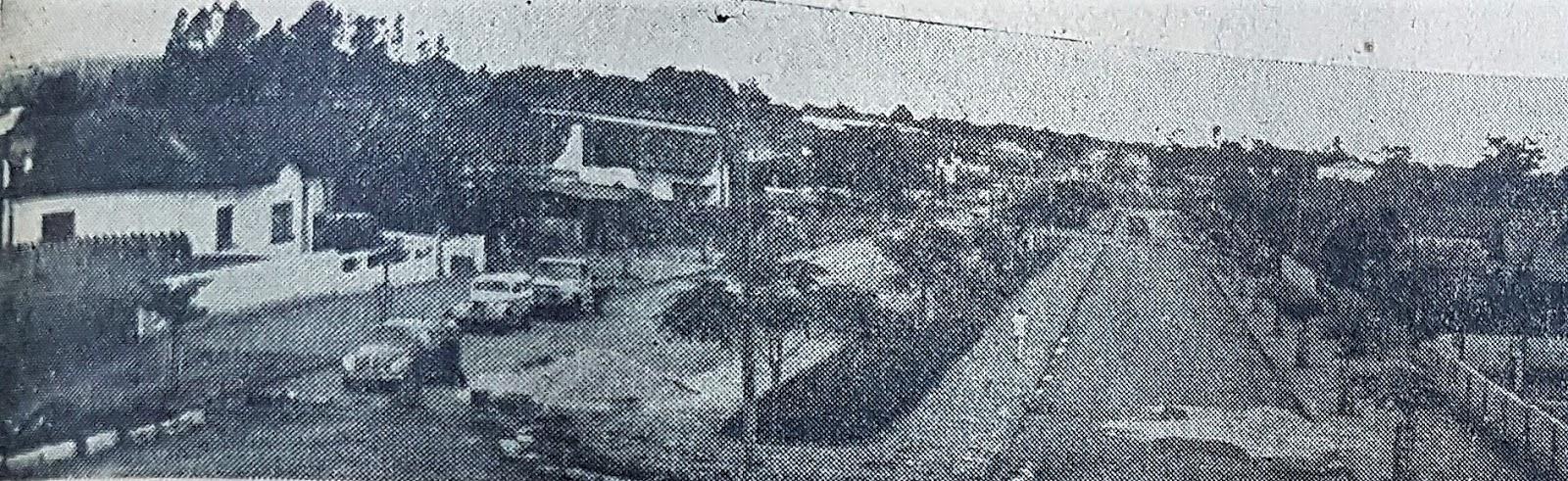 Avenida Cerro Azul - 1964