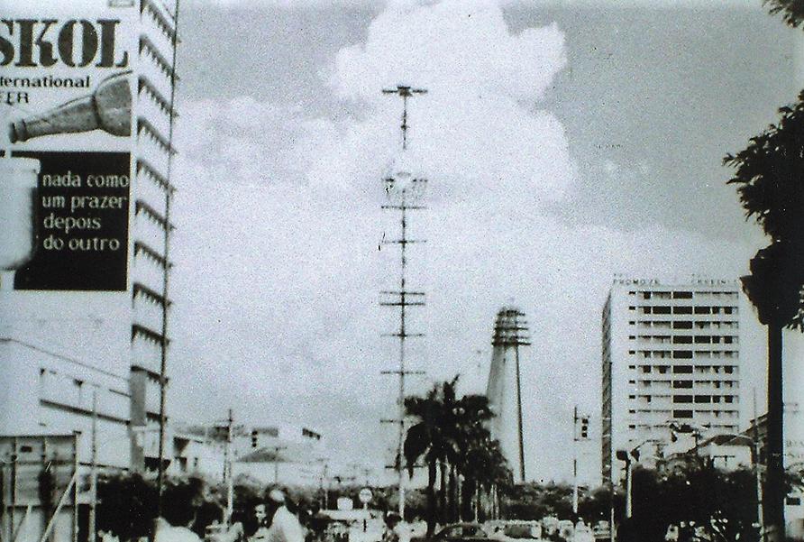 Avenida Getúlio Vargas - Início dos anos 1970