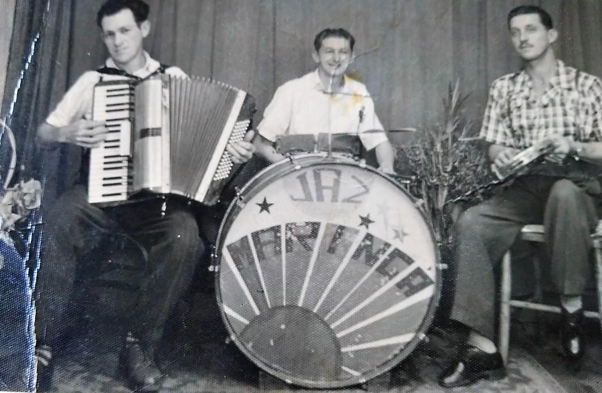 Jaz Maringá - 1952