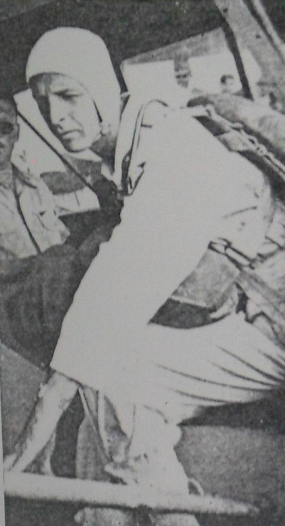 1º Paraquedista que saltou em Maringá - 1949 (2ª postagem)