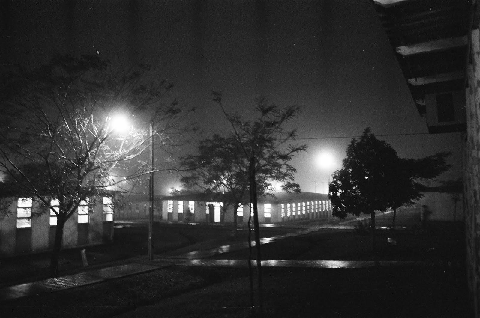 Campus da UEM - Década de 1970