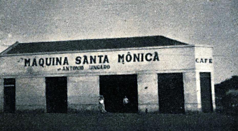 Máquina Santa Mônica