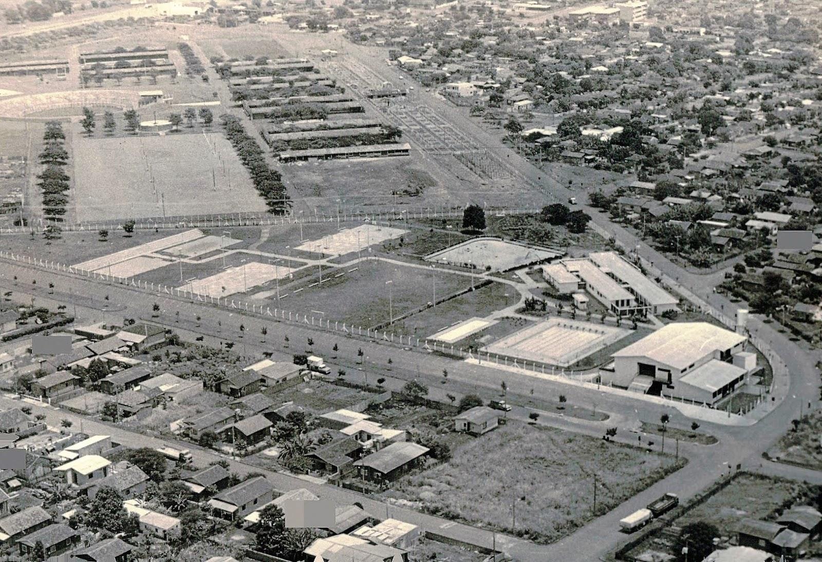 Centro Social Urbano - Início dos anos 1980