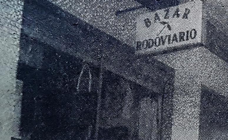 Bazar Rodoviário - 1964