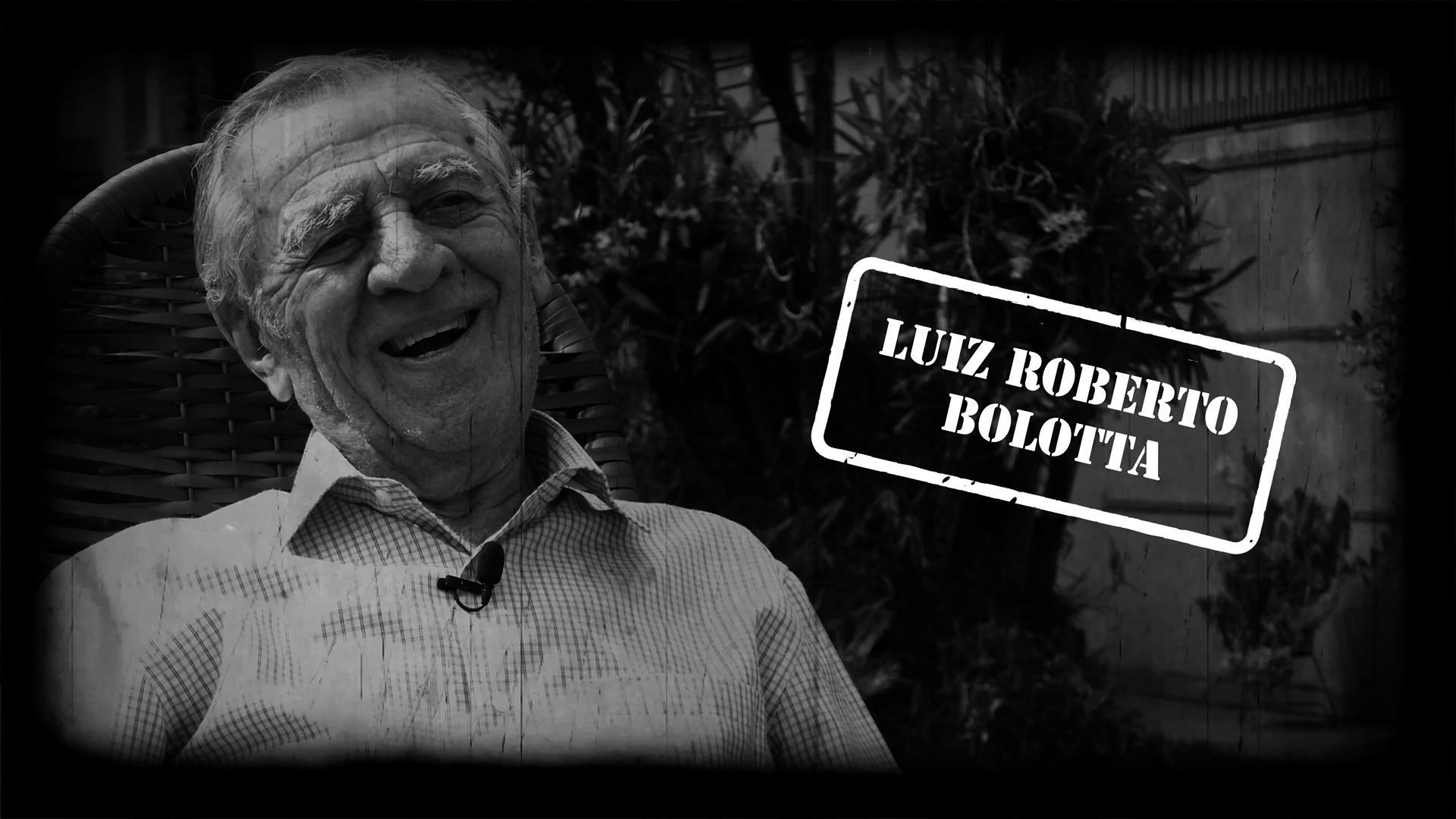 Luiz Roberto Bolotta, ex-funcionário da CMNP