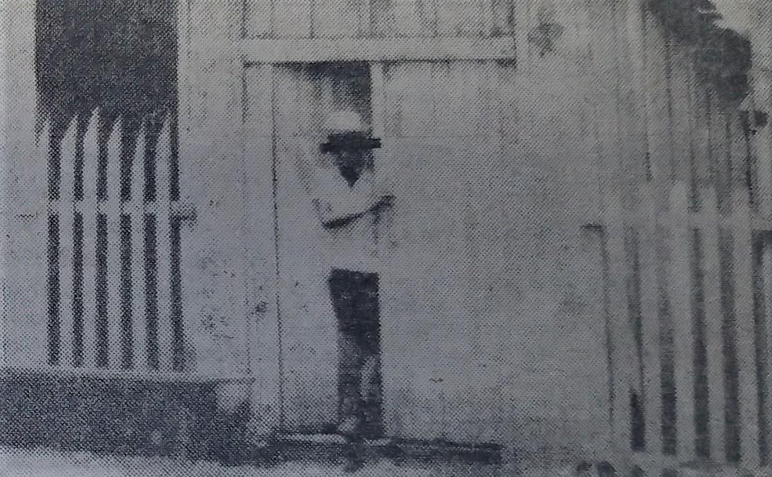 Crianças na zona do meretrício - 1966