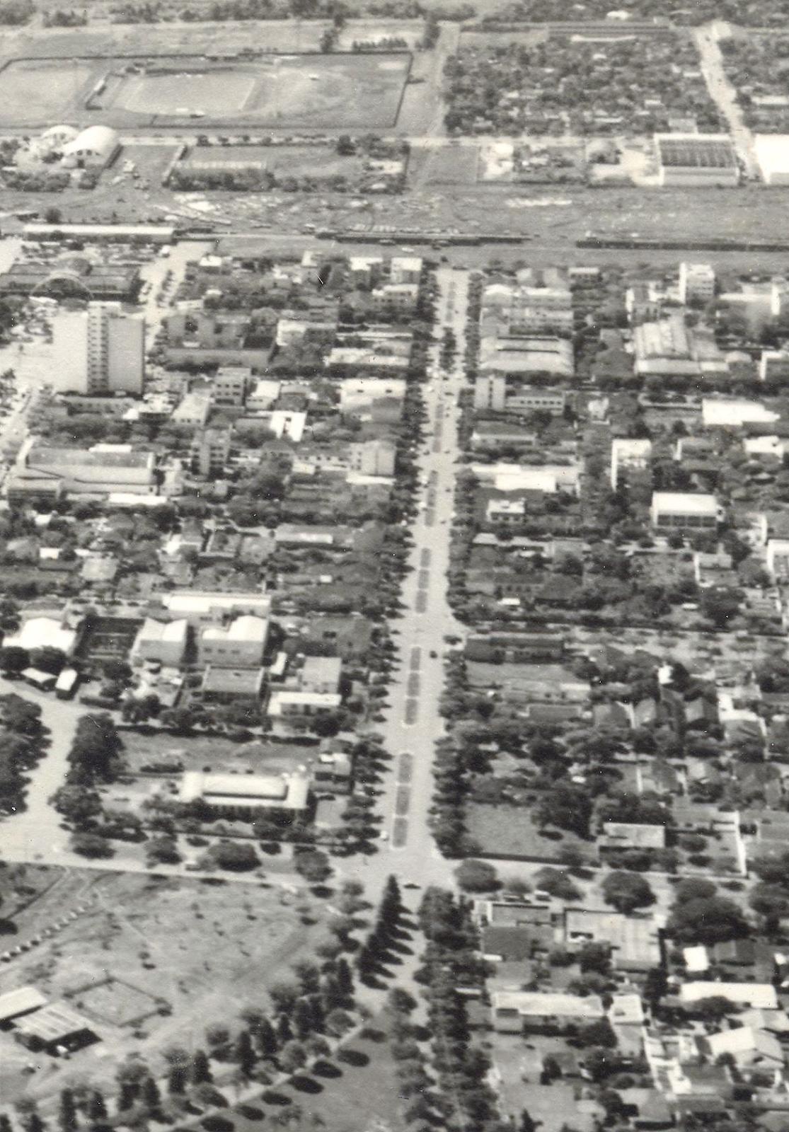 Avenida Herval - Década de 1970