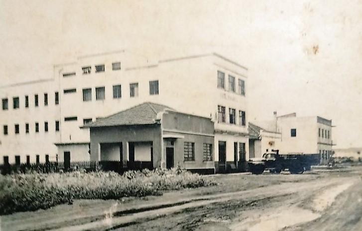 Avenida Tamandaré - Década de 1950