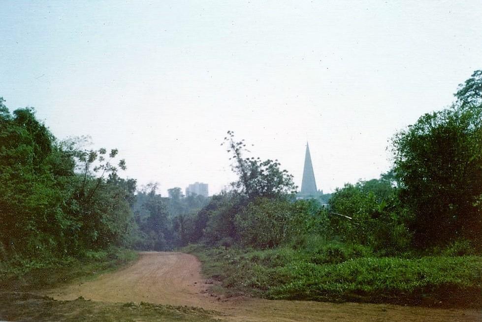 Avenida Américo Vespúcio - 1975