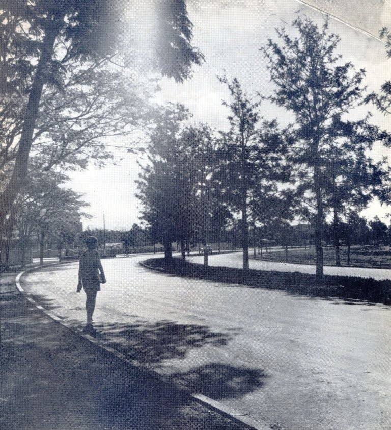 Avenida Papa João XXIII - Década de 1960