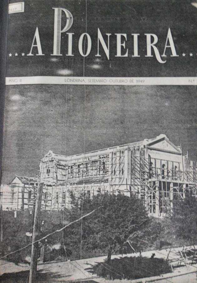 Revista A Pioneira, setembro e outubro de 1949