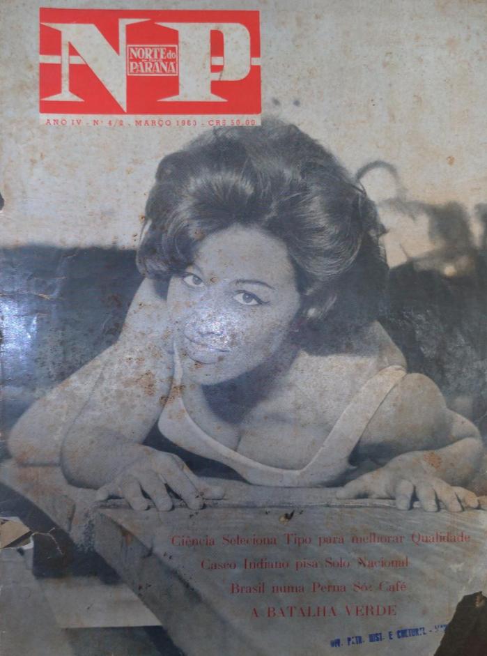 Norte do Paraná em Revista, de março de 1963