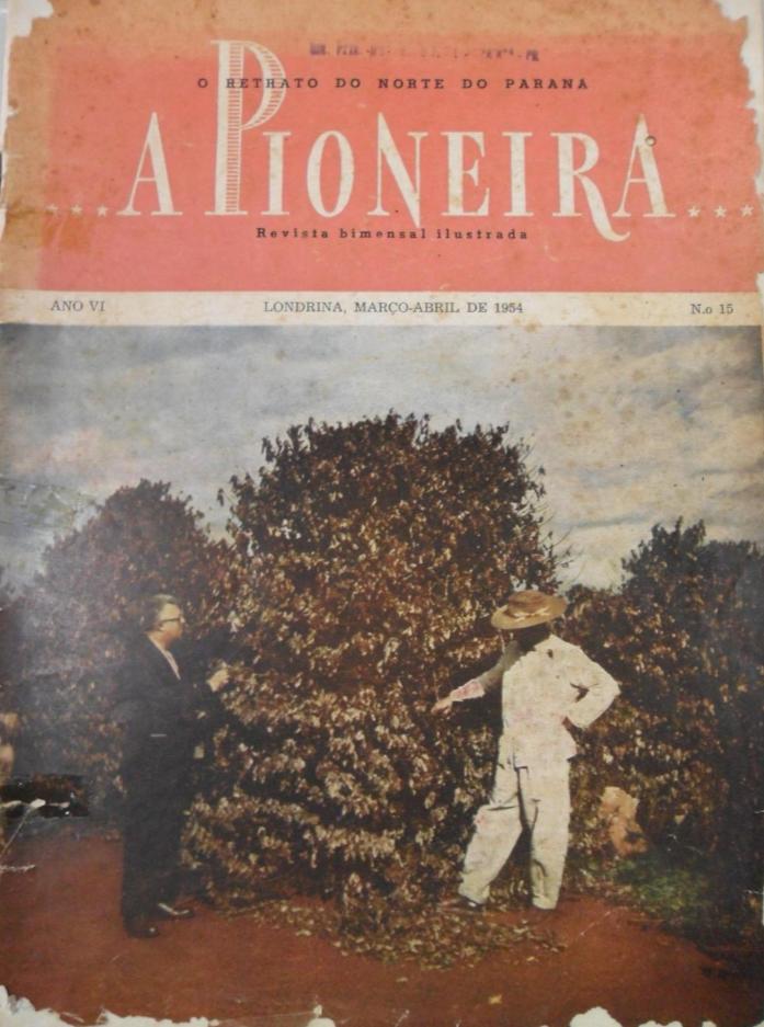 Revista A Pioneira, março e abril de 1954