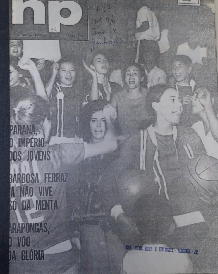 NP (Norte do Paraná em Revista), de junho de 1967